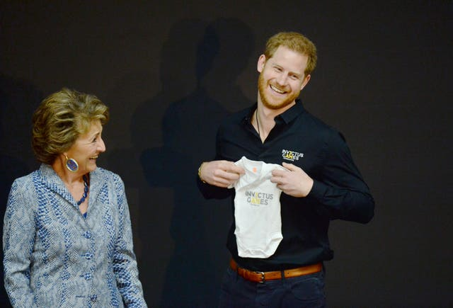 Duke of Sussex's visit to the Netherlands