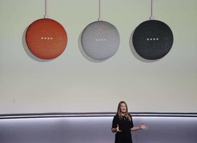 Google's Isabelle Olsson speaks about Google Home Mini
