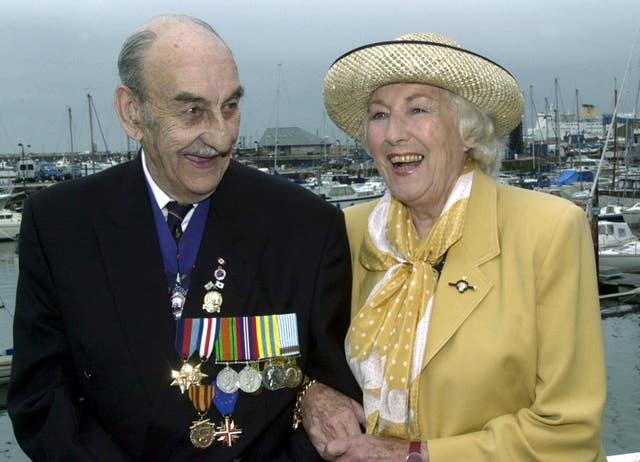 DAME VERA LYNN AT 90 Dame Vera Lynn Dunkirk