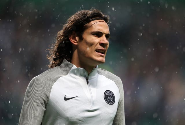 Edinson Cavani File Photo