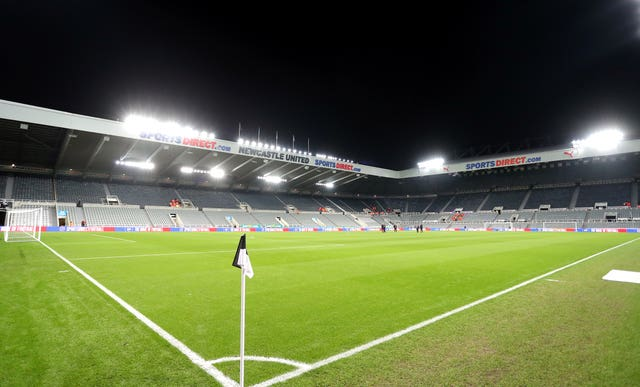 St James' Park has been home to Newcastle since 1892 (Richard Sellers/PA Images)