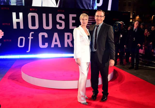 House of Cards – Season 3 Premiere – London