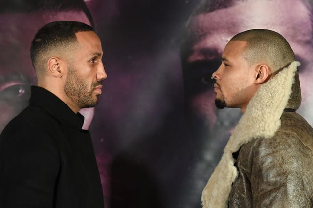 James DeGale and Chris Eubank Jr go head-to-head at the O2 Arena on February 23