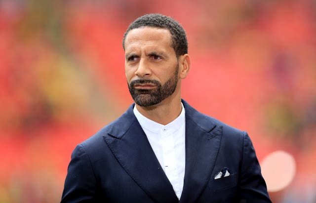 Rio Ferdinand has hit out at those running Manchester United