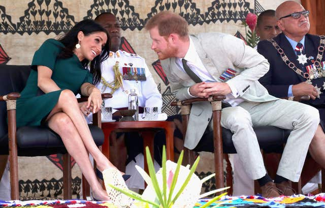 Royal tour of Fiji – Day Three