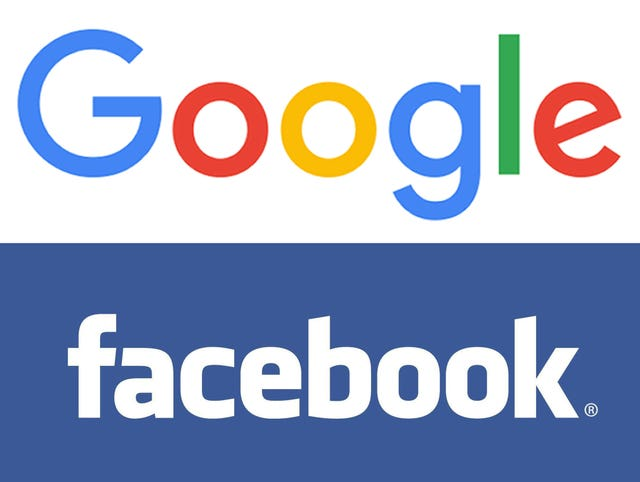 Google said it has recouped its money, while Facebook said it recovered most of its money