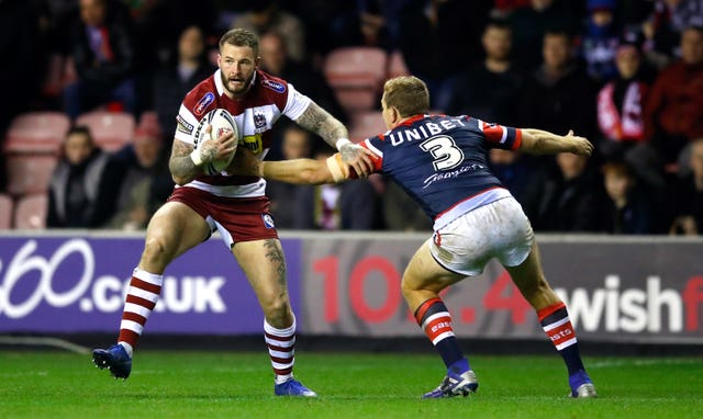 Wigan Warriors v Sydney Roosters – World Club Challenge – DW Stadium