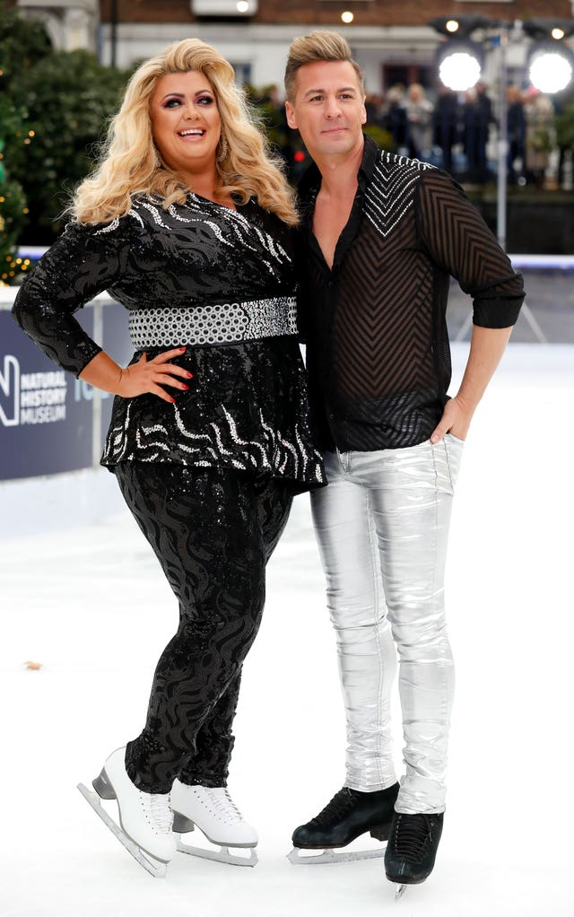 Dancing on Ice 2018 Launch – London