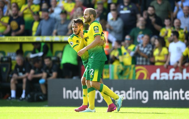 Norwich City v Newcastle United – Premier League – Carrow Road