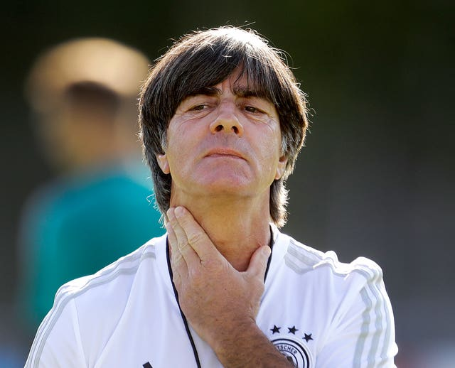 Joachim Low's Germany could be final opponents for England