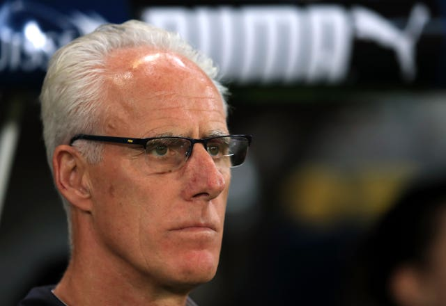 Mick McCarthy's Republic of Ireland can secure their place at Euro 2020 against Denmark