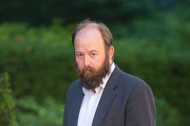 Nick Timothy, who claims Best for Britain want to bring down the Government (Dominic Lipinski/PA)