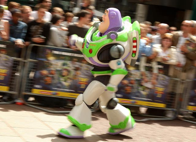 Toy Story 3 premiere – London