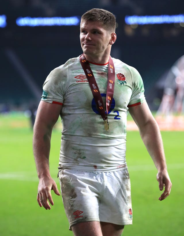 Owen Farrell kicked the sudden death penalty that toppled France