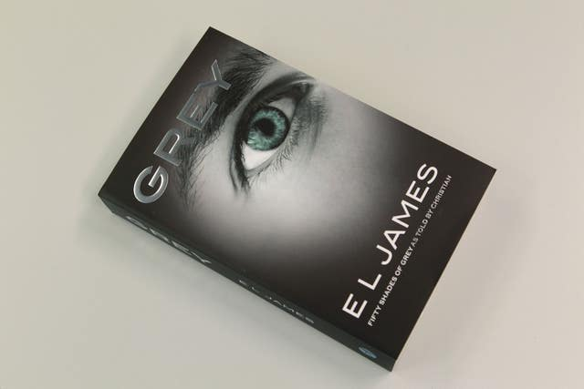 EL James book