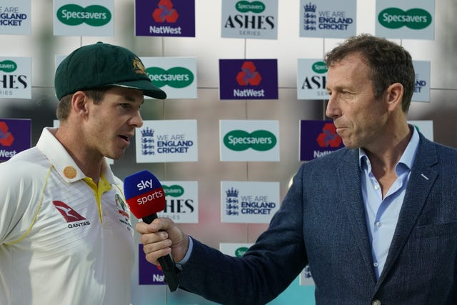 Tim Paine captained Australia into a new era