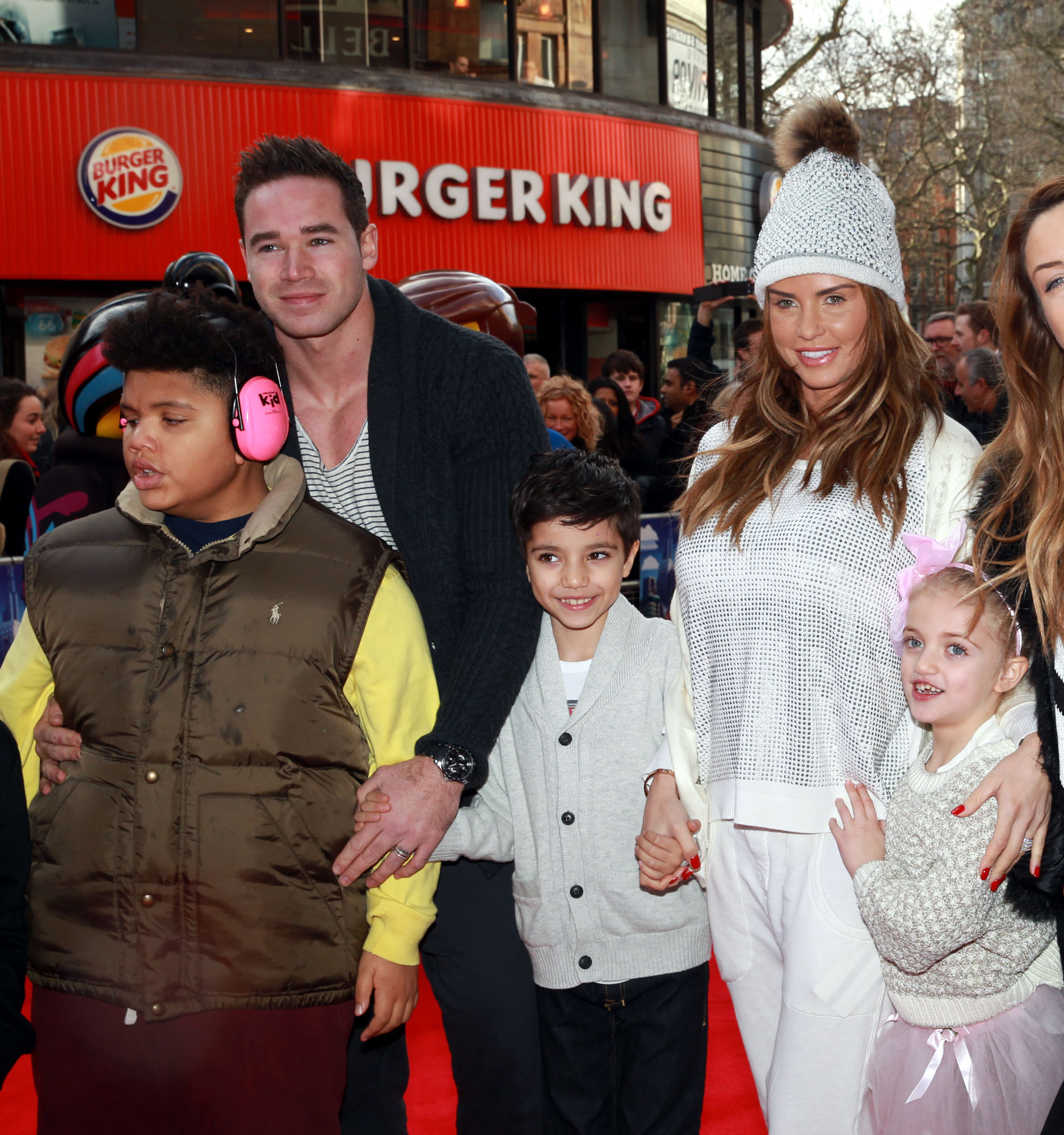 Katie Price considering residential care for son Harvey