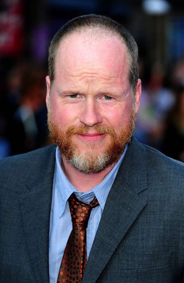 Buffy creator Joss Whedon (Ian West/PA)