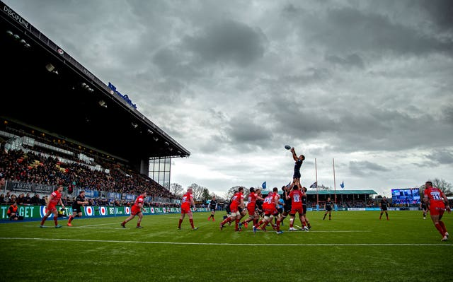Saracens v Leicester Tigers – Gallagher Premiership – Allianz Park