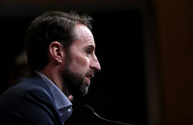 Southgate named his squad on Thursday