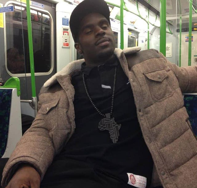 Nathaniel Armstrong, who was stabbed around 100 metres from his Fulham home