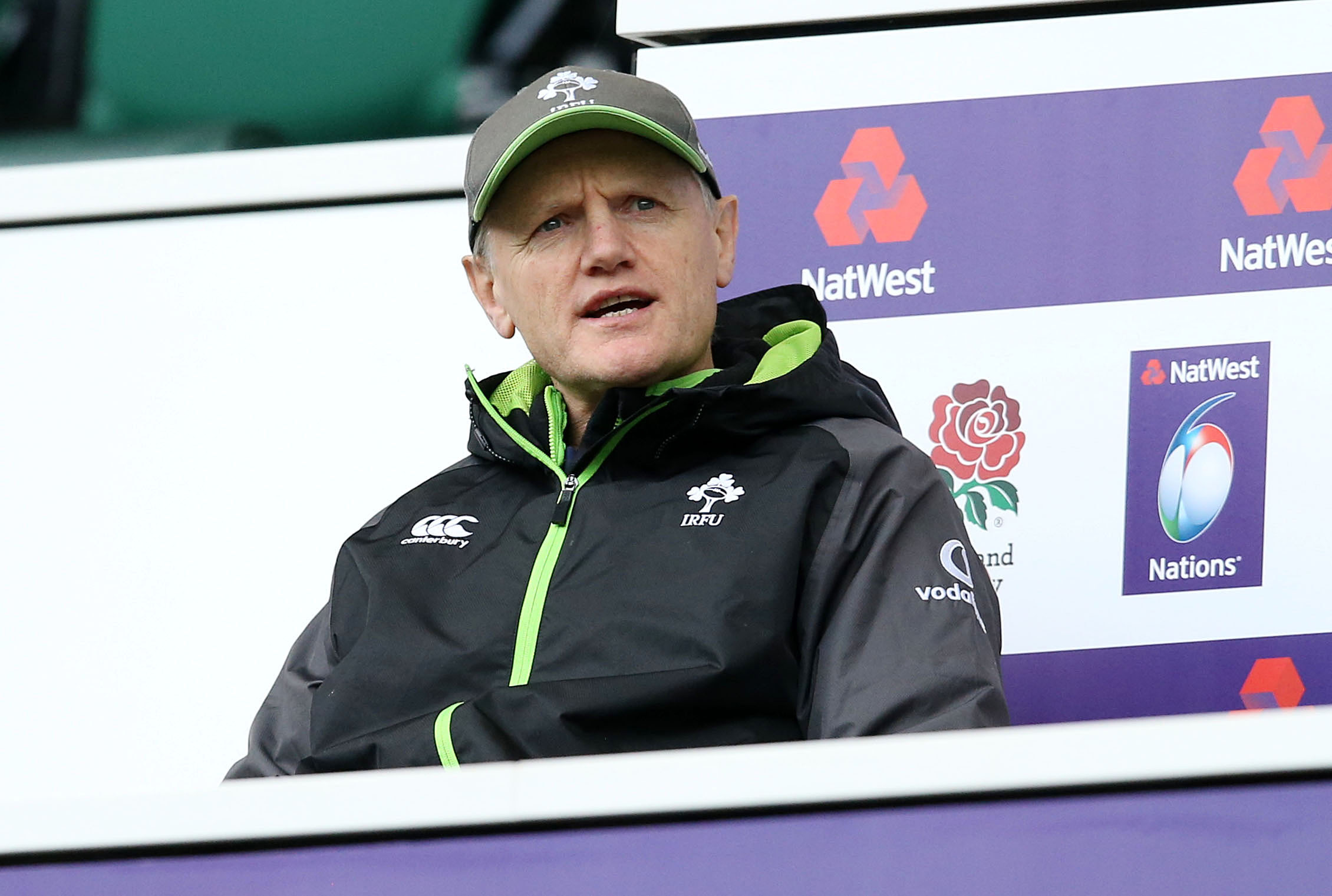World rugby replace touch judge for Ireland-England clash