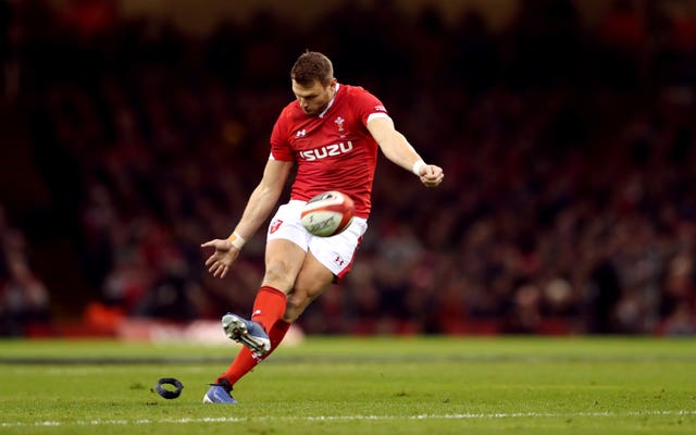 Dan Biggar has been given the all-clear to play in Cardiff following a head injury