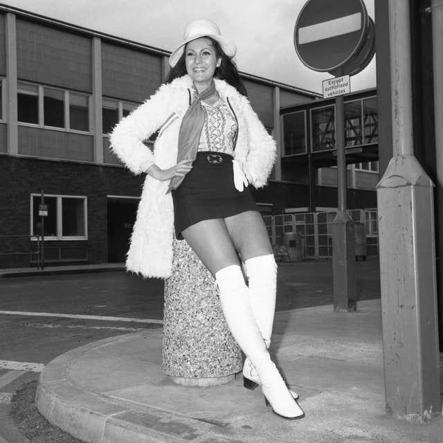 Miss World 1969 – Heathrow Airport, London