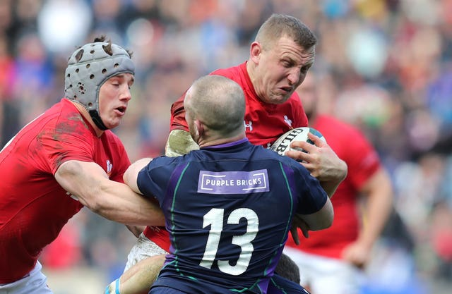 Scotland v Wales – Guinness Six Nations – BT Murrayfield