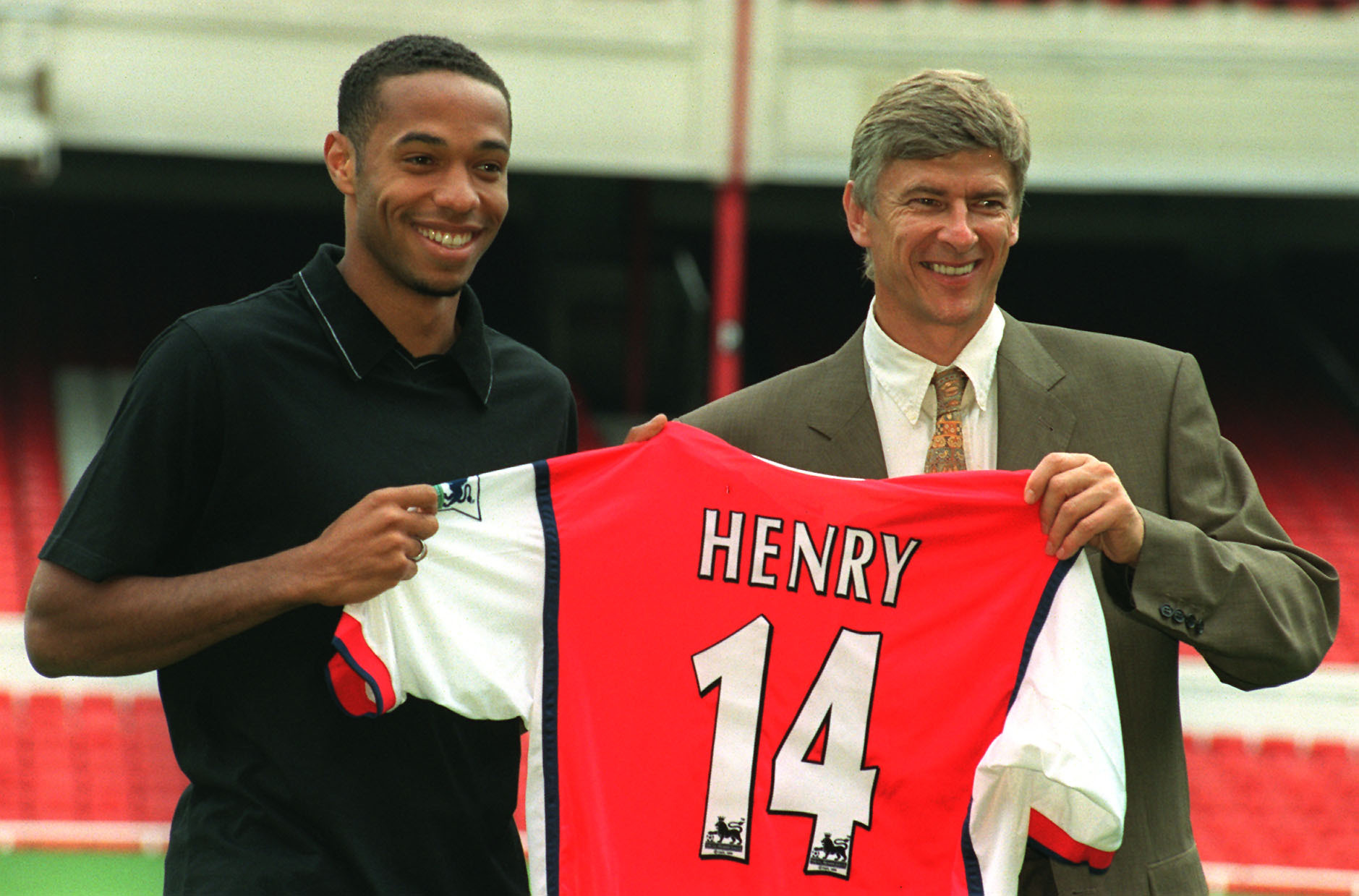 Former France striker Thierry Henry named Monaco coach on three-year deal