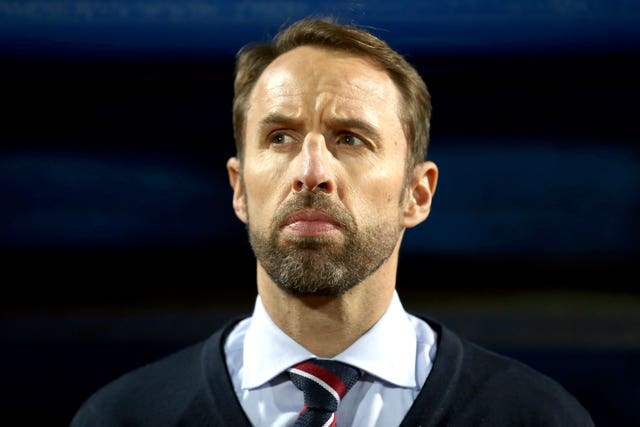 England manager Gareth Southgate has warned previously about the