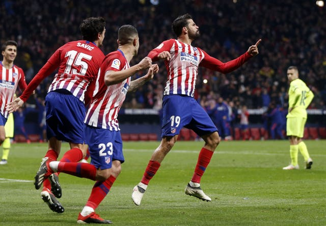 Atletico Madrid 1 - 1 Barcelona: Dembele strikes at the death to rescue Barcelona a point against Atletico