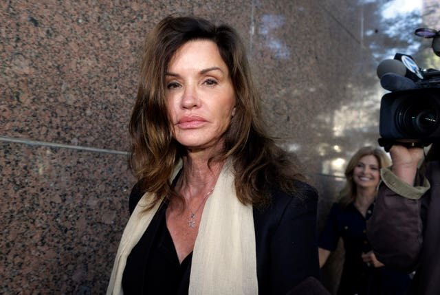 Janice Dickinson has made claims against Bill Cosby (Nick Ut/AP)