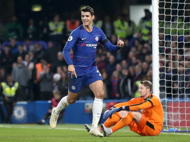 Alvaro Morata was a big-money signing