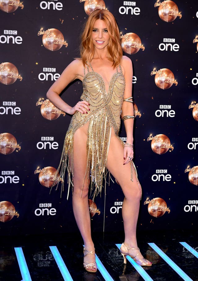 Stacey Dooley at the Strictly Come Dancing Launch