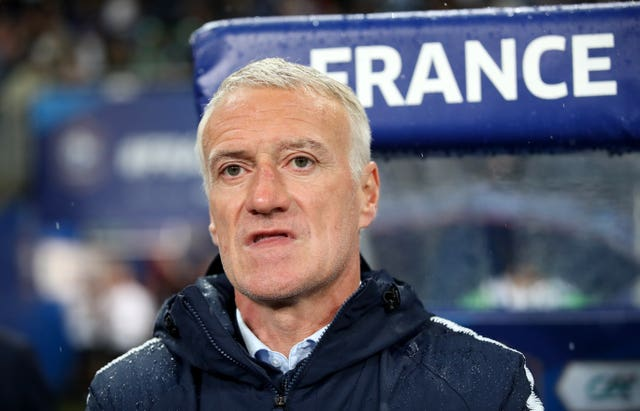 Didier Deschamps has been at the helm since 2012