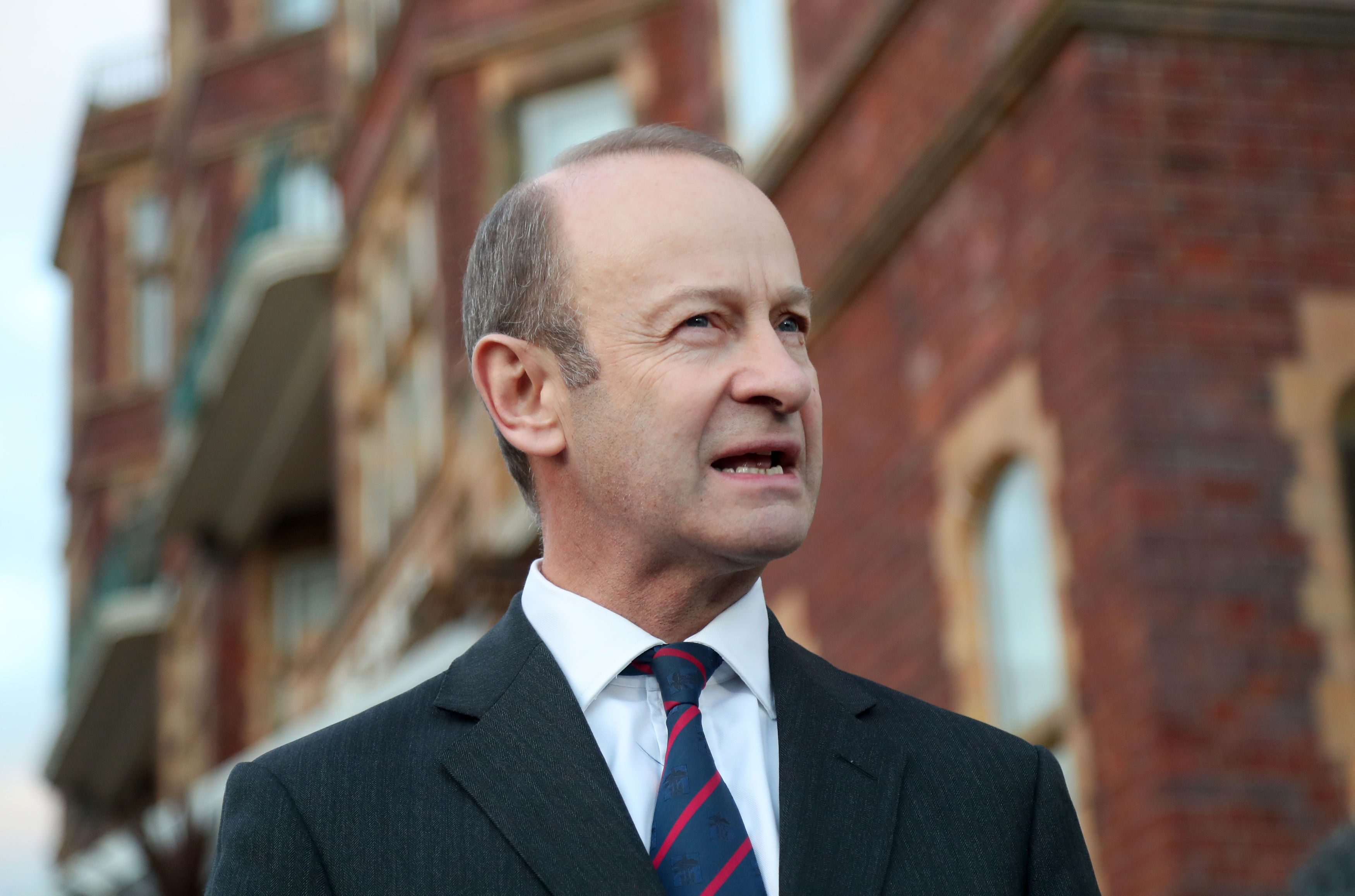 UKIP Leader Henry Bolton Has Just Been Ousted By Party Members