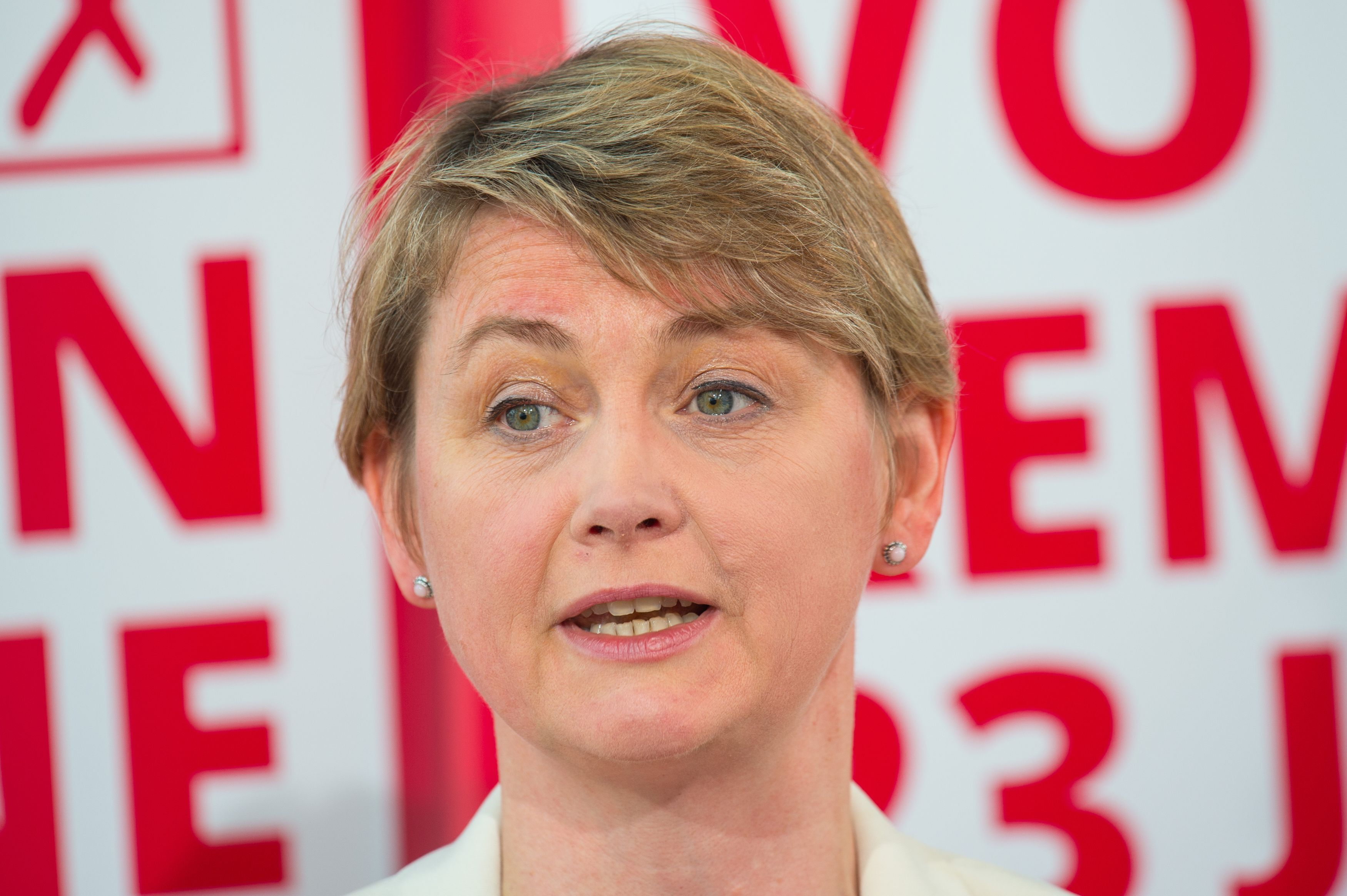 Yvette Cooper said the Home Office response was a'complete fudge