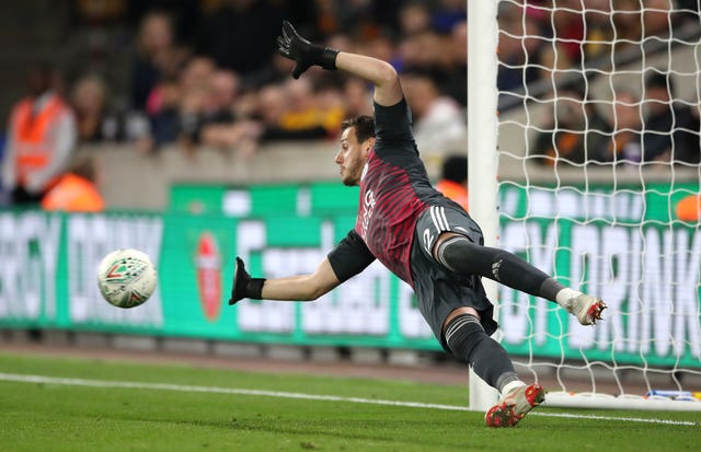 Wolverhampton Wanderers v Leicester City – Carabao Cup – Third Round – Molineux