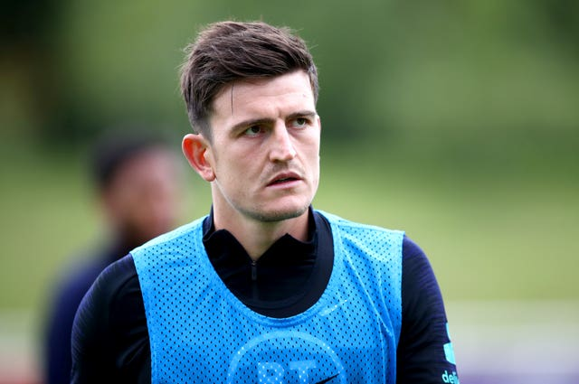 Harry Maguire has suggested that all social media users should have their identification verified
