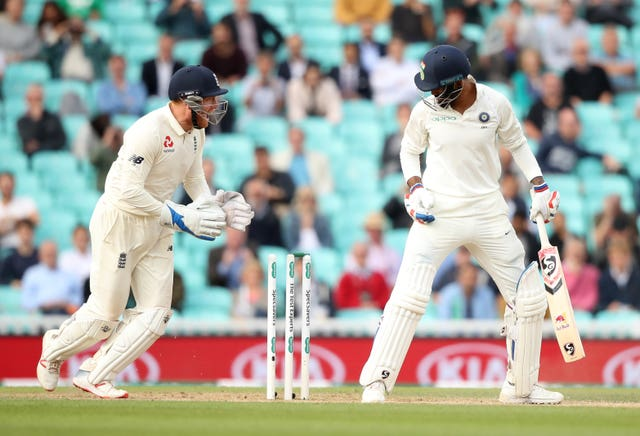 England v India – Fifth Test – Day Five – The Kia Oval