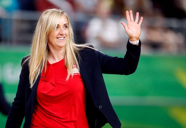 Tracey Neville file photo