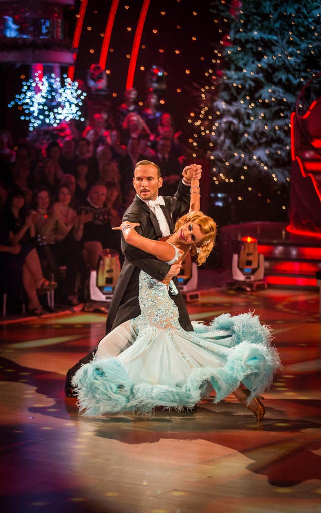 Strictly Come Dancing Christmas Special 2013