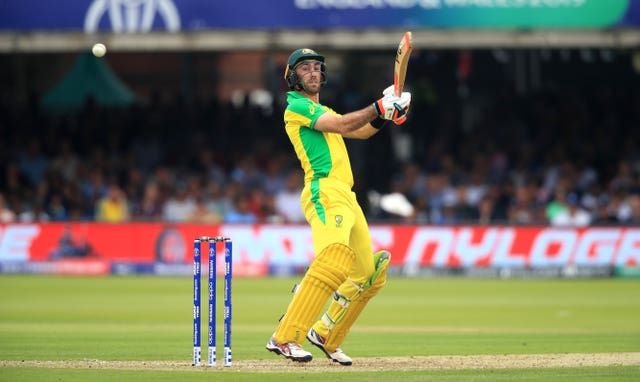 Glenn Maxwell took a break from all forms of cricket at the end of 2019 but is back in the Australia set-up