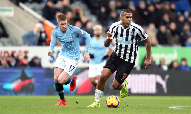 Newcastle United v Manchester City – Premier League – St James' Park