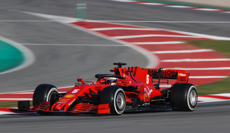 'That's funny': Valtteri Bottas laughs off rumours linking Sebastian Vettel to Mercedes