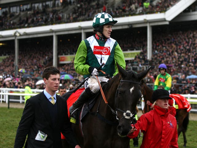 Denman was one of owner Paul Barber's two Gold Cup winners