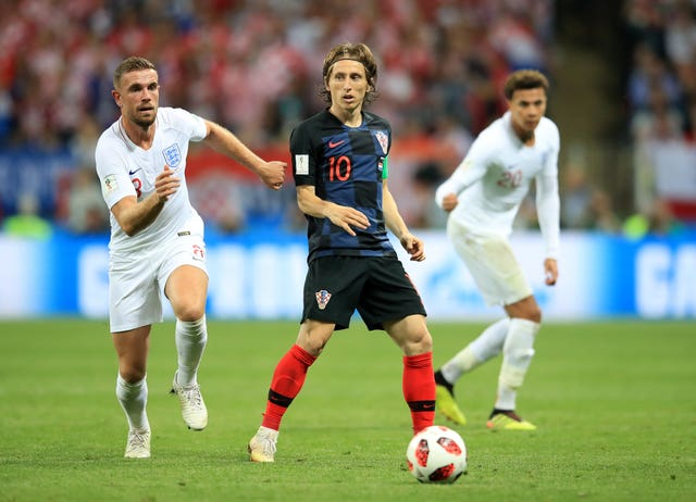 Luka Modric has guided Croatia to the final