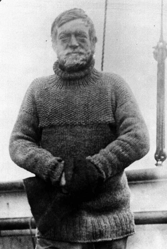 Born on this day – Sir Ernest Shackleton