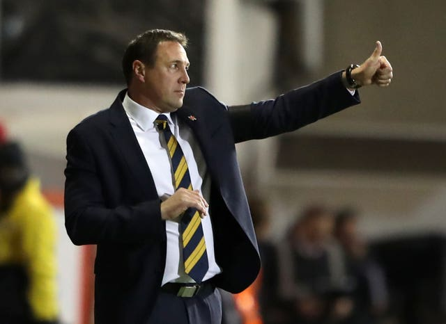 Malky Mackay was ruled out of Scotland job but could he be back in? (Andrew Milligan/PA)